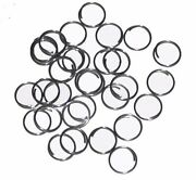 Nautos 91166 - Cotter Ring 16mm 5/8 Id - Set Of 30 - Stainless Steel -