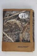 Zep Pro Tennessee Volunteers Realtree Max-5 Camo Wallet Trifold Tin Gift Box