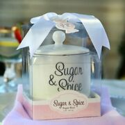 Sugar Spice And Everything Nice Ceramic Bowl Girl Baby Shower Favor 24-48