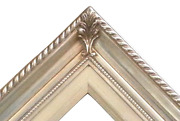 3.25 Silver Wood Antique Picture Frame Photo Art Gallery 296s Frames4art
