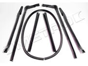 1965 Electra Olds 98 Cadillac Convertible Top Roof Rail Weatherstrip Seal Kit
