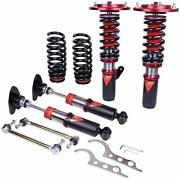 Gsp Maxx Coilover Susp Damper Kit For 14-up Bmw M3 F80 W/ Camber Plates
