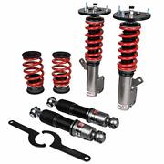 Gsp Mono-rs Coilover Damper Kit For 05 06 07 08 09 Chevrolet Chevy Cobalt