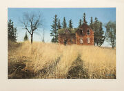 Brent Townsend - Kings Farmhouse - Limited Edition Print