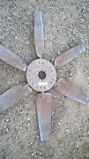 Marley 6ft 6 Blade Fan To Sit On Marley 10t Gear Reducer