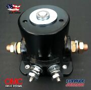 New Starter Solenoid Switch Relay For Johnson Omc Evinrude Outboard Motor 12volt