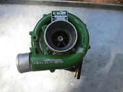 2002 John Deere 6420 Diesel Tractor Turbo Charger Free Shipping Re507544