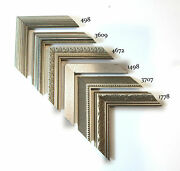 Custom Wood Picture Frames   Silver Series 1   Great For Diplomas And Certificates