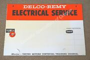 Nos 1959 Delco Remy Electrical Service Member 13.5x19.5 Sign Chevrolet Ok 59