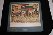 1914 Philadelphia Pa The Three Crowns Brewery Calendar Peter Schemm And Son Old