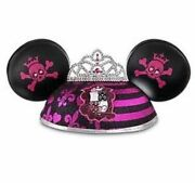 Disney Parks Pirate Princess Mickey Ear Hat Ears Pirates Of The Caribbean