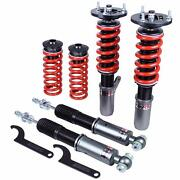 Gsp Mono-rs Coilover Damper Kit For 07-11 Bmw M3 W/ Camber Plates E90/92/93
