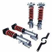 Gsp Mono-rs Coilover Damper Kit For 86 87 88 89 Toyota Mr2 W/ Camber Plates
