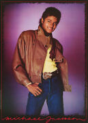 2 Postersmusic Michael Jackson - Young King Of Pop - Free Ship 15-243 Lp32 S