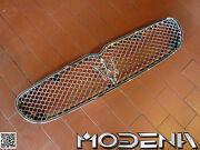 Front Grille Grill Tridente Maserati 4200 Spider Facelift Gransport Chrome
