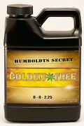 Humboldts Secret Golden Tree All-in-one Advanced Nutrient 3x Boost 4 Canna