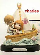 Precious Moments Singapore Thots Exclusive Sail-abrating My Life With You 119900
