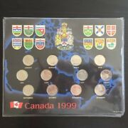 Various Canadian Coins Quarters, Dimes, Nickels 1942-1968