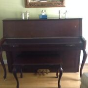 Young Chang Weber Cherry Piano