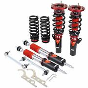 Gsp Maxx Coilover Susp. Damper Kit For 10-16 Bmw X1 E84 W/ Camber Plates