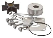 Yamaha Water Pump Kit 6g5-w0078-a1-00 150 175 200 225 Hp 2 Stroke 1984-current