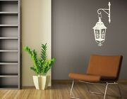 Classic Lantern - Highest Quality Wall Decal Stickers