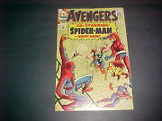 Avengers 11 Spiderman Cover And X-over Newstand Fresh 9.6 Nm+