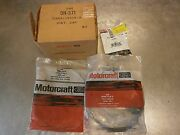 Nos Oem Ford Distributor Cap Spark Plug Wire Wires Electrical Parts Lot