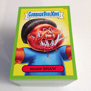 2014 Garbage Pail Kids Series 2 Green Parallel Cards - Pick Your Own
