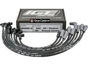 Ice Ignition Pro 100 9 Mm Leads - Late Ford 289-351 Windsor, Hei Dist. And Coil