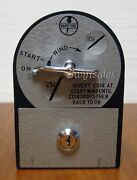 M.h. Rhodes Mark-time 39201 Dime And Quarter Mech Coin Timer - Completely Restored