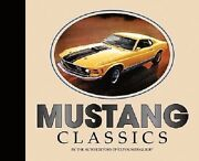 Ford Mustang Classics Brand New Book--factory Info, Specs, Ads, Lots Of Photos