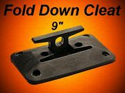2 9andrdquo Poly/nylon Boat Dock Safety Fold Down Cleat Seat Anchor