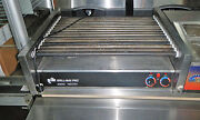 Star Grill-max Pro Duratec Hot Sausage Taquito Dog Roller Consessions Countertop