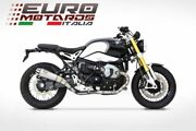 Bmw Rninet R-nine T Zard Exhaust Limited Edition Full Racing Stainless System