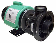 Softub Pump 1.5hp Spl 12 Amps 1 Speed With Thermal Wrap Replaces Coil Wrap