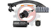 Ice Ignition 7 Amp 1-step Kit With Rev Limiter Ford Cleveland Flat Tappet Cam
