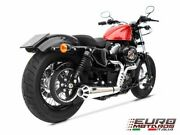Harley Davidson Sportster 2014-2016 Zard Exhaust System Mirror Polished E Legal