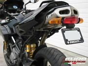 For Ducati Multistrada 620 1000 1100 Zard Exhaust Full System With Silencer +2hp