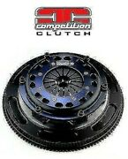 Uprated Twin Plate Competition Clutch Kit - Fits R32 Skyline Gtr Rb26dett Push