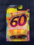 Hot Wheels Error Card Fast Felion On A And03969 Camaro 60and039s Card