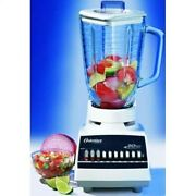 Oster 4172 220 Volt 10 Speed Blender With Glass Jar 220v For Overseas Use Only