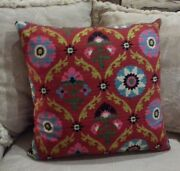 Waverly Medallion Pillow Cover / 20.00 Ea.6 Available 20 X 20