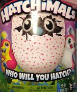 Hatchimals...pengula...pink...hard To Find Hot And Really Cool Interactive Toy