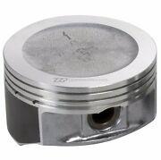 Silv-o-lite Hypereutectic Pistons 8.51 .030 Bore Gm 3800 Supercharged Engines