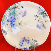 Cottage Lane Salad Plate Royal Doulton New Never Used Oven Freezer Microwaveable