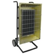 New Tpi Portable Electric Infrared Heater Heavy Duty 4.30kw 208v