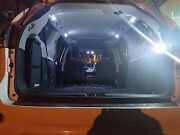 Mit Toyota Sienna 2011-17 Interior Led Dome Lights Cargo Luggage Trunk Lamp 7pcs