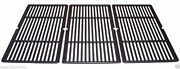 Charmglow Gas Grill Cast Iron Coated Set Cooking Grates 29 9/16 X 19 1/8