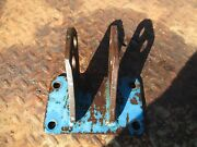 1981 Ford 1710 Tractor Diesel 3 Point Hitch Top Link Bracket Free Shipping